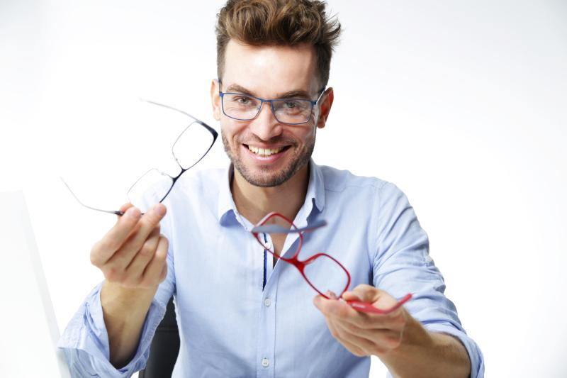Okulary do komputera z salonu w Białymstoku