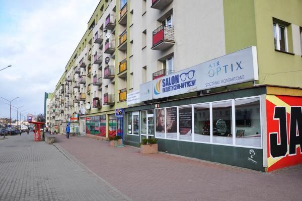 Dojazd do salonu optycznego w Białymstoku
