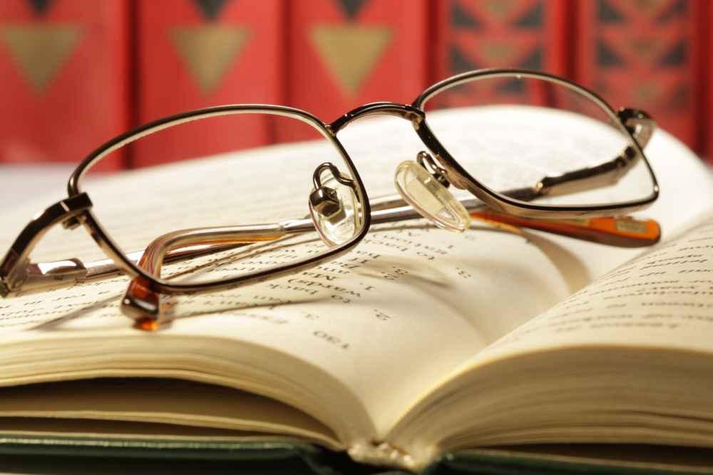 Powłoka antyrefleksyjna w okularach do czytania