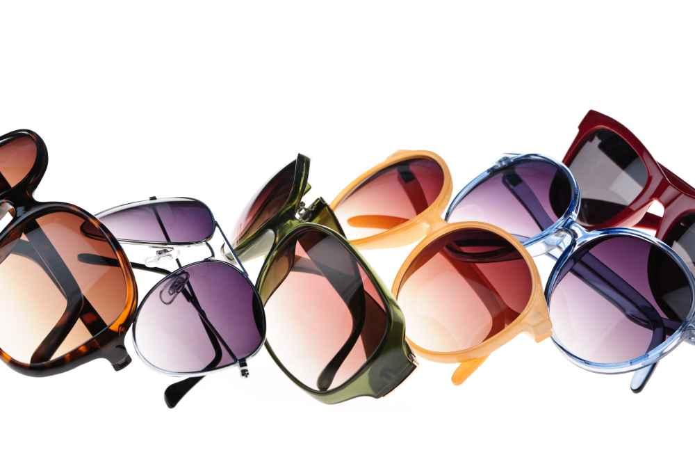 Oprawki okularowe w róznych kolorach Białystok