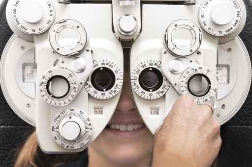 Badanie wzroku u okulisty Białystok