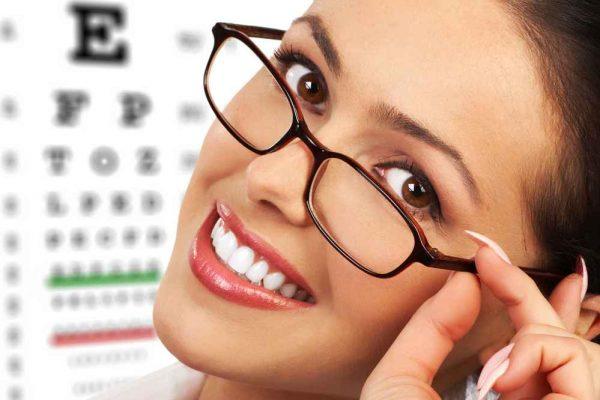 po wizycie u okulisty zalecono okulary