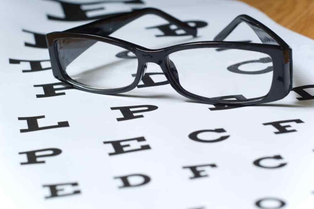 oprawki okularowe czarne