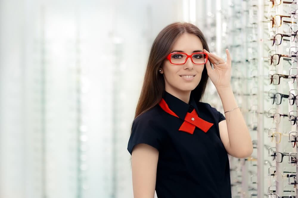 Oprawki twarzowe od optyka Białystok