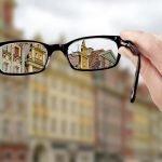okulary czarnre oprawki