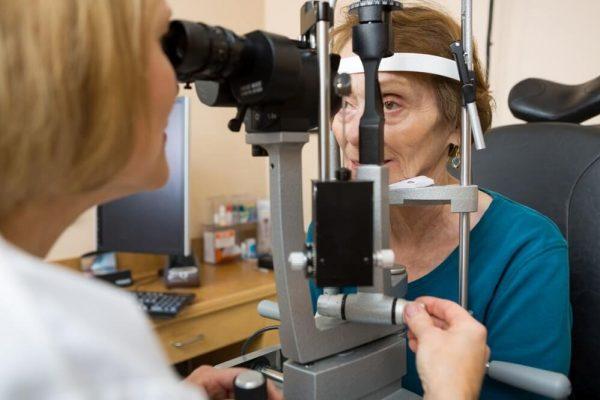 Badanie u okulisty w Białymstoku
