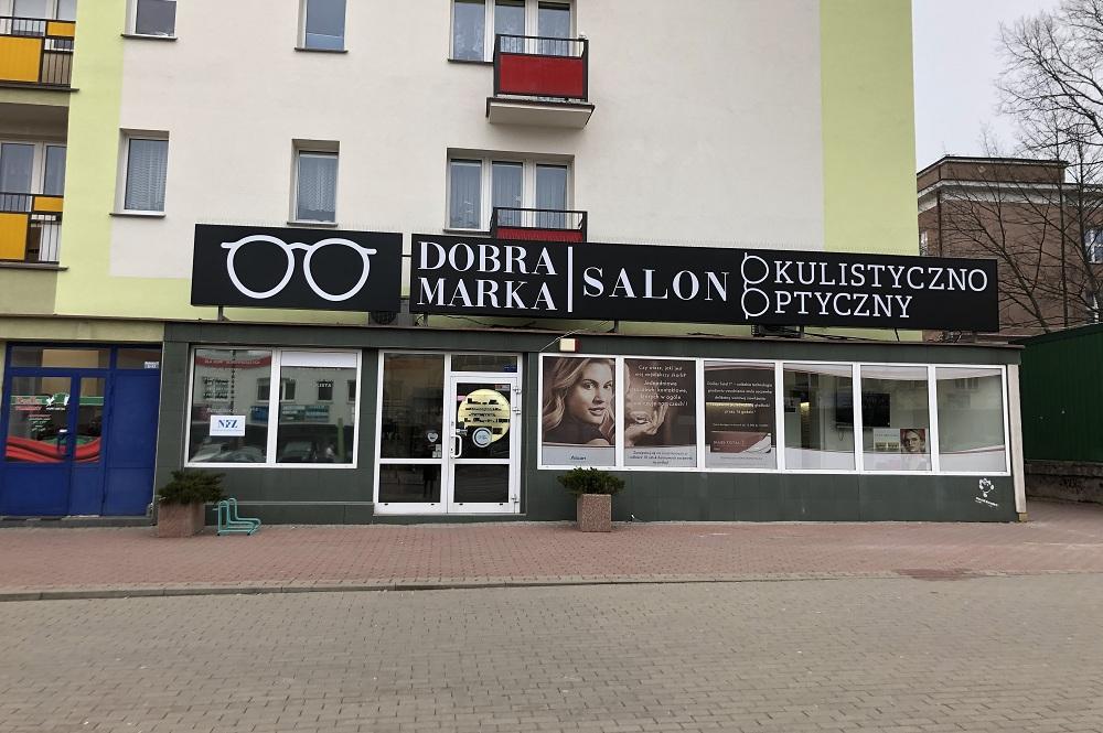 Gabinet okulistyczny Stołeczna Białystok